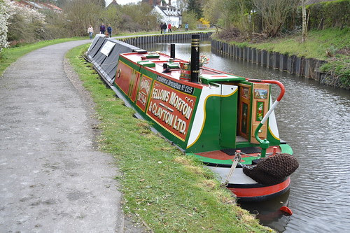 Plover #94 @Droitwich Barge Canal, Droitwich Spa