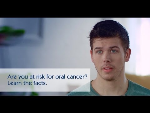 Are you at risk for oral cancer? Learn the facts.