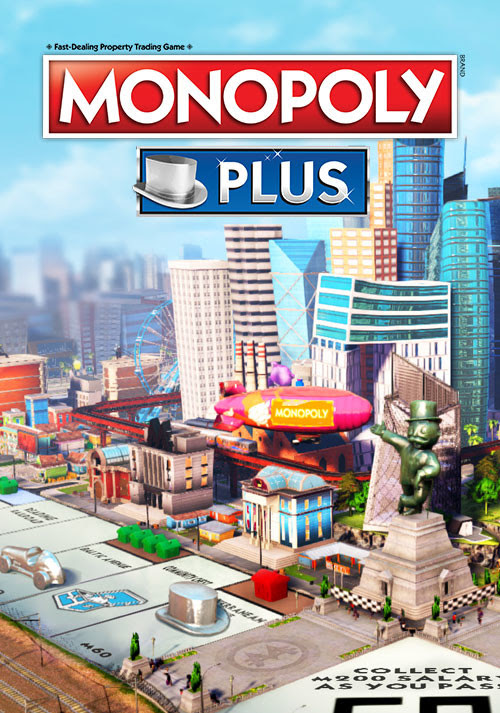 Free Download Monopoly Plus Full Version