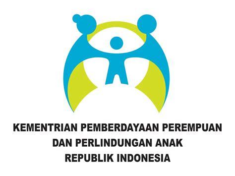 logo kementerian pemberdayaan perempuan format cdr png