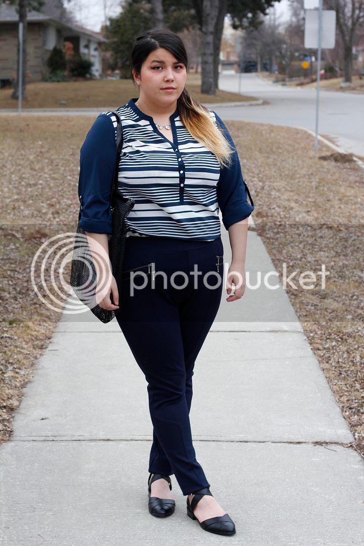 Suzy Shier+ Plus size fashion canada suzy shier plus work clothes blogger fatshion plus size work wear