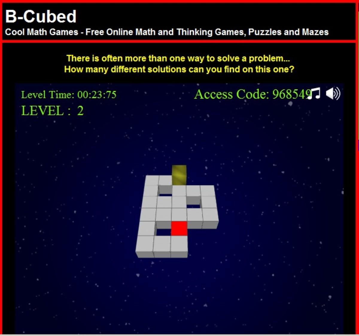 cool math games b cubed jobs online. Black Bedroom Furniture Sets. Home Design Ideas