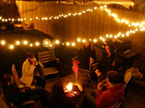 The Eight Hour Project: December 1, 2012 (Backyard Party)