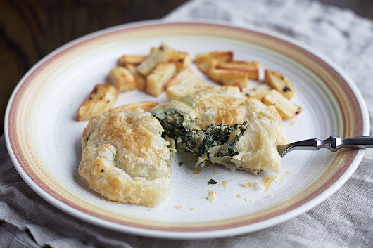 Spanakopita Pockets