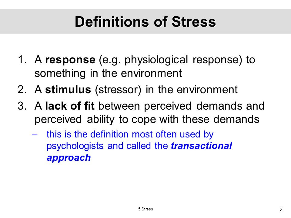 Biological Psychology Stress ppt download - ALYSSA ISTHE QUEEN
