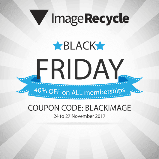 Black friday - Cyber monday 2017: 40% OFF ON EVERYTHING