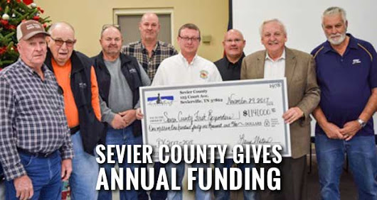 More Than $1 Million Distributed to Local Fire and Rescue