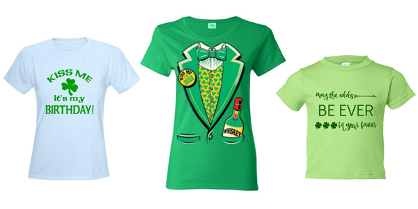 15 Great Shirt Ideas For St Patricks Day Girlshue