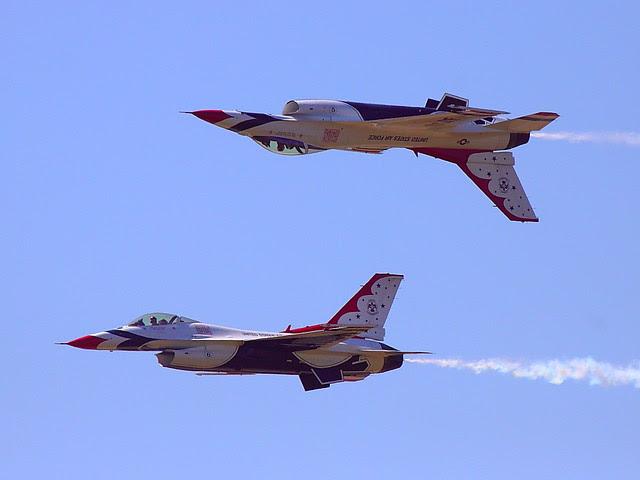 IMG_4445 Thunderbirds, Beale AFB Air Show, CA