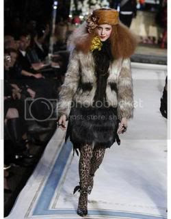Lanvin for H&M Fashion Show