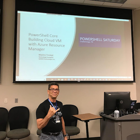 SAPIEN Technologies at PowerShell Saturday in Chattanooga