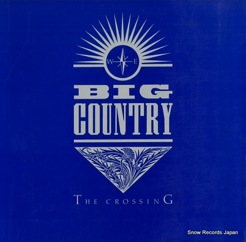 BIG COUNTRY crossing, the