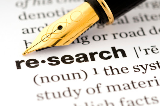 I will write a research report