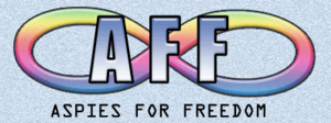 Logo of Aspies for Freedom