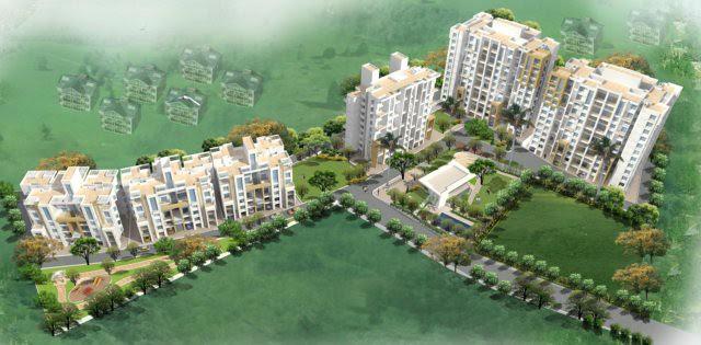 Nirman Viva Phase 1 & 2, 1 BHK & 2 BHK Flats at Ambegaon Budruk, Katraj, Pune 411 046