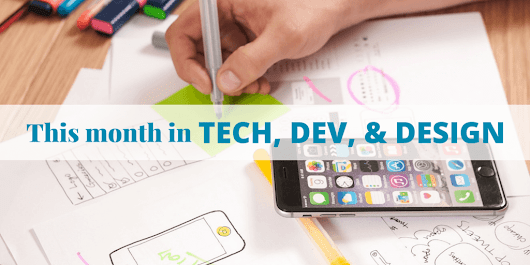 This month in Tech, Dev, & Design – April 2016 - Vertical Motion Inc - Calgary iPhone App Development | Web Design & Web Development