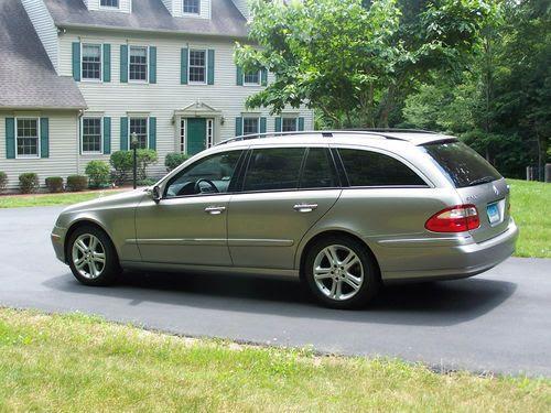 Buy used 2005 Mercedes-Benz E500 4Matic Wagon 4-Door 5.0L ...