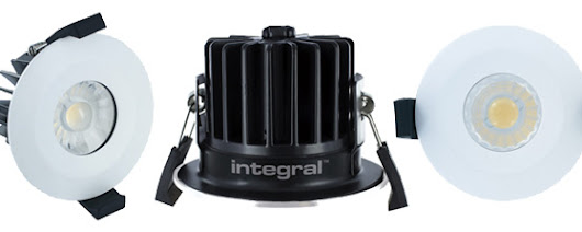 General Lamps Blog - New in: Integral LED downlights