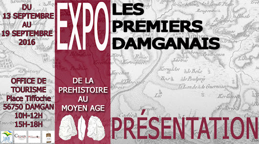 Exposition : les premiers damganais - Damganhistoire.fr