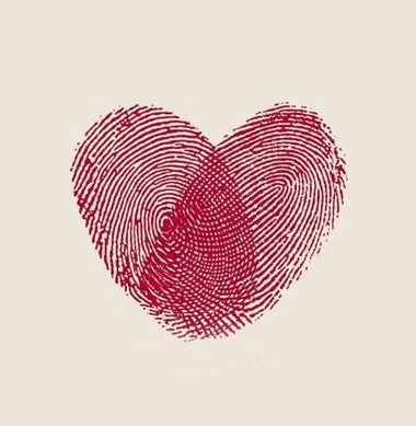 Make a heart with your child's fingerprint and put it in a small frame or scrap book. Do this every year on Valentine's Day and make it a tradition!