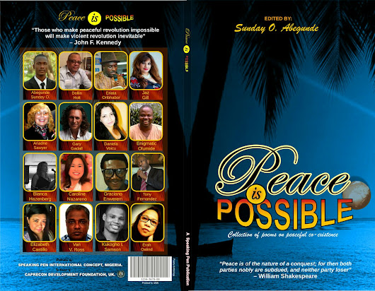 PEACE IS POSSIBLE ANTHOLOGY