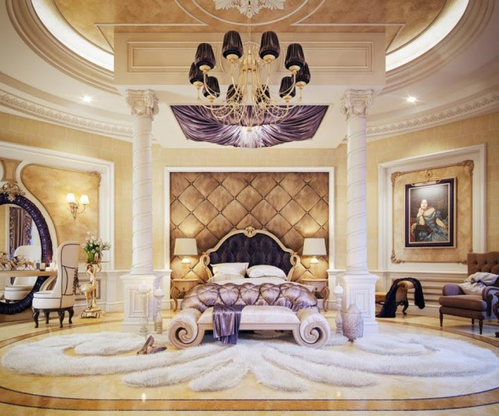 10 Fascinating Mansion Master Bedroom Designs