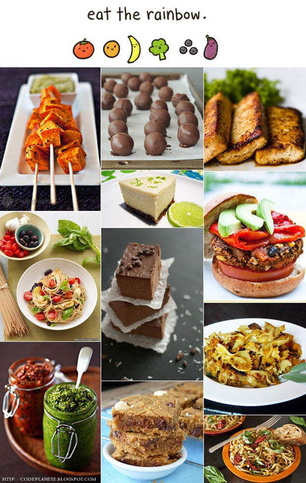 nourriture vegane