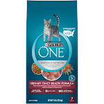 Purina ONE Special Care Urinary Tract Health Formula Cat Food, 7 lbs.