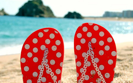 Flip-flops are a summer staple. But should they be?