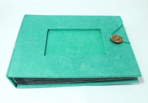 Lokta paper handmade album