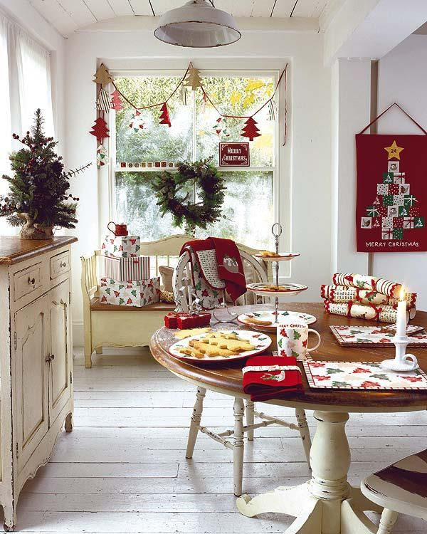 This entry is part of 50 in the series Beautiful Christmas Decor Ideas