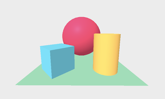 Build your own building blocks for WebVR using A-frame