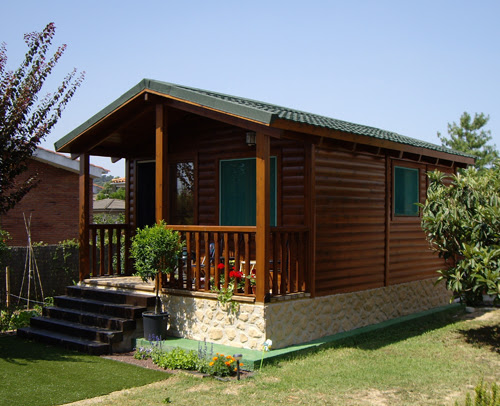 Casas de madera de segunda mano Casas prefabricadas madera