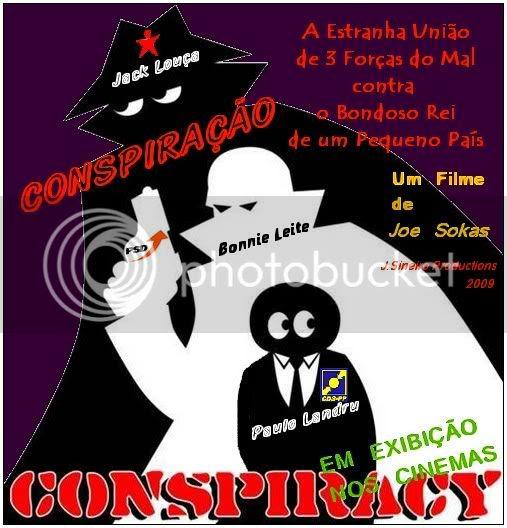 Museu 167 - Conspiração by J. Sineiro