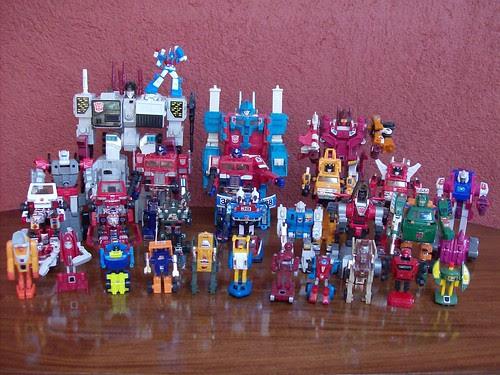 Autobots G1 1984-1987 (02-Feb-2008)