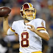 Washington Redskins to start Kirk Cousins in Week 1