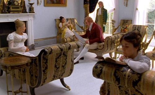 Kellynch Hall - Persuasion - Jane Austen