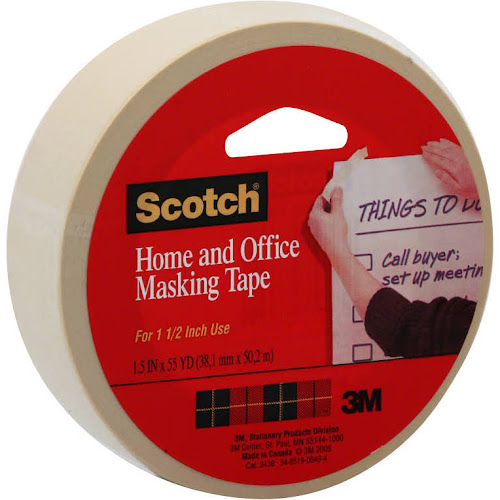 google home and office. 3M Scotch Home And Office Masking Tape, 1.5\ Google
