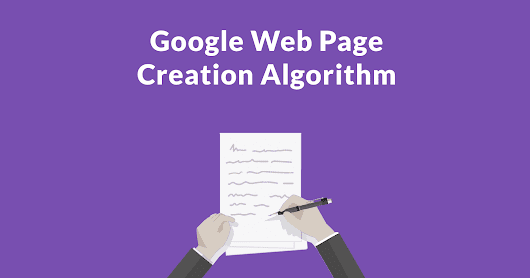 Google's New Algorithm Creates Original Articles From Your Content - Search Engine Journal