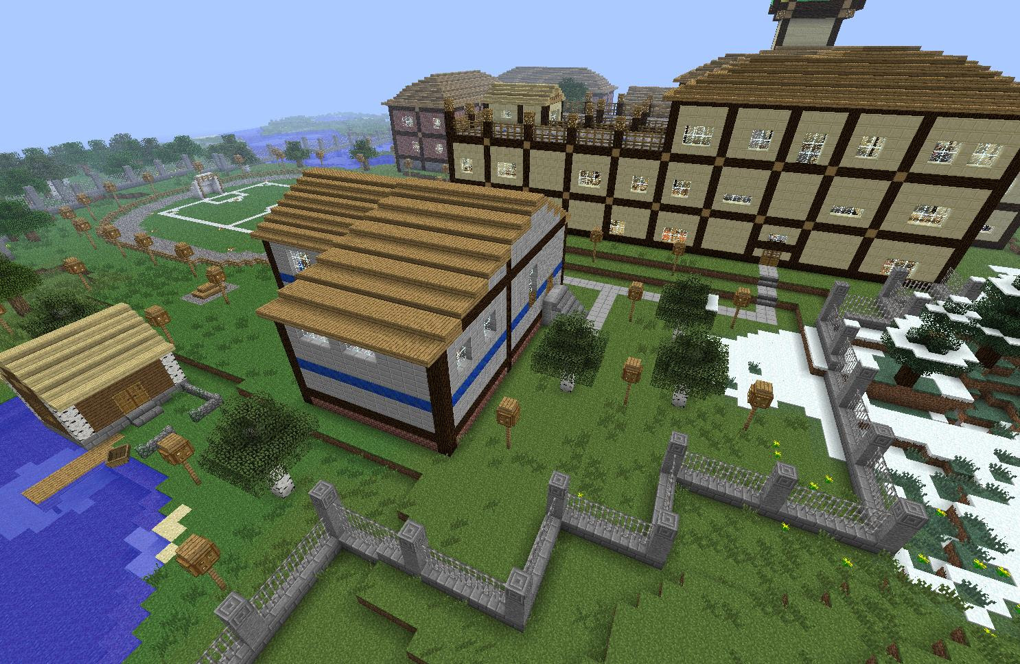 Play store app download: Minecraft college map with dorms download