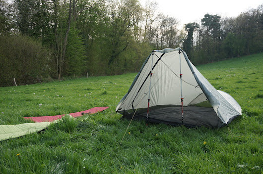 An overnighter in the Belgian Ardennes