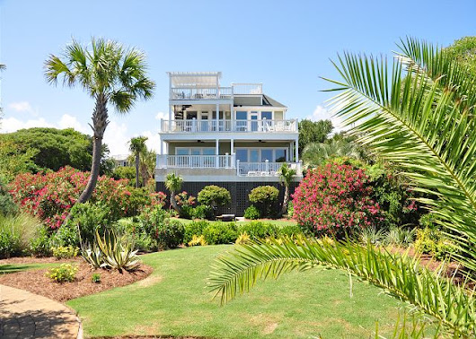 Isle of Palms, SC United States - 2916 Palm Blvd | Palm Breeze (Private Heatable Pool and Spa) | East Islands Rentals