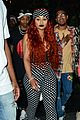 blac chyna retro look night out 02