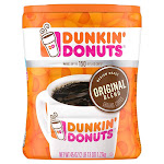 Dunkin' Donuts Original Blend, 45 oz