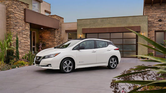2018 Nissan Leaf Quick Spin | Another fork stab into the light socket
