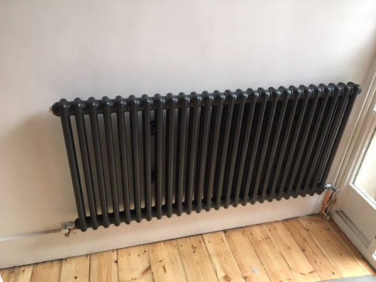 radiator fitted in walthamstow - RJ Gas Heating Services