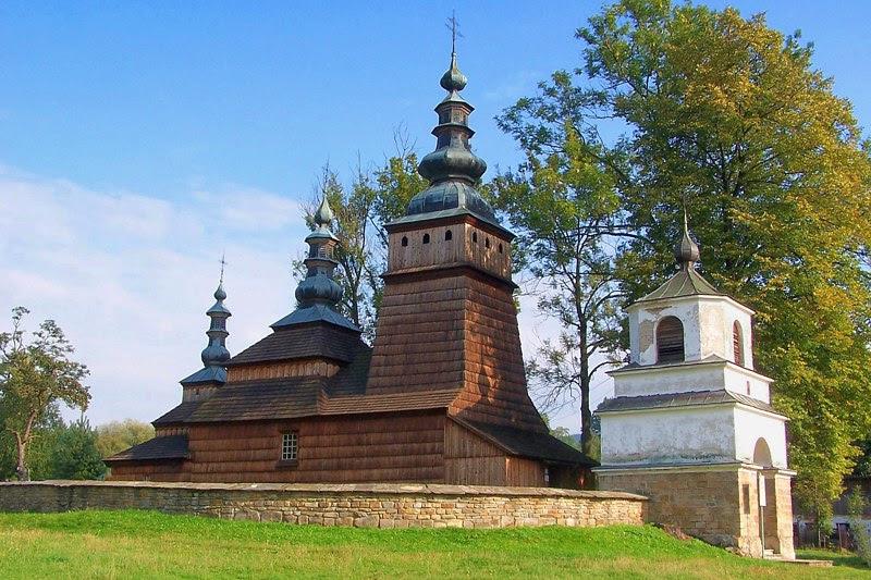 Tserkvas
