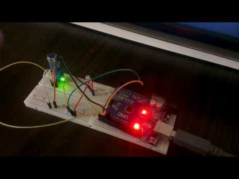 Make Your Own Projects Turn Your Lights On With Clapping