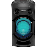 Sony - V21 High-Power Audio System with Bluetooth - Black