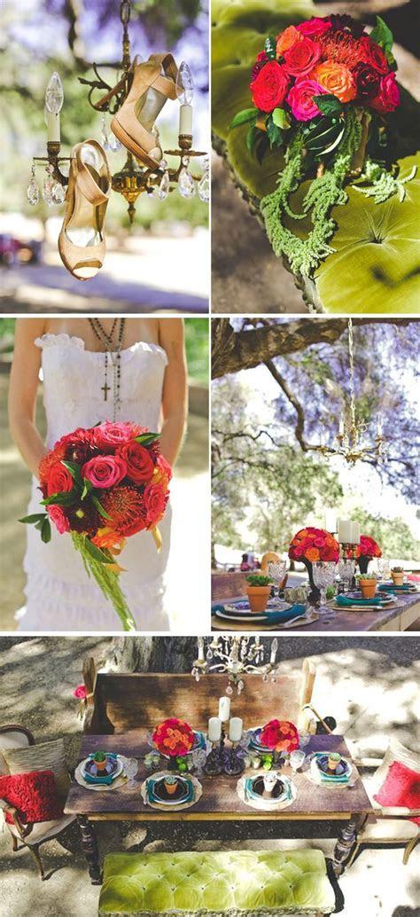 Spanish Inspired, Ranch Wedding Style Shoot in California